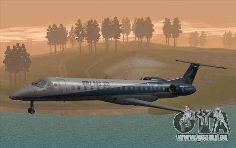 Embraer 145 Xp für GTA San Andreas