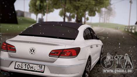 Volkswagen Passat CC für GTA San Andreas Seitenansicht