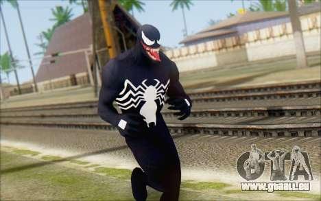Le venin из игры Héros de Marvel pour GTA San Andreas