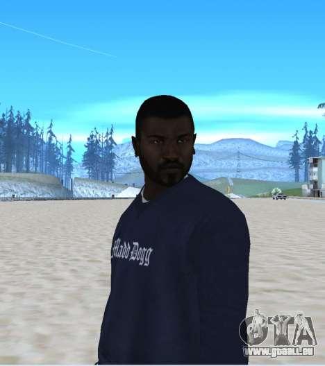 New Maddogg pour GTA San Andreas troisième écran
