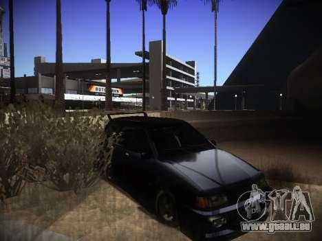 ENBseries für schwache PC v2.0 für GTA San Andreas fünften Screenshot