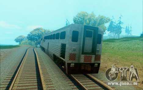 RoSA Project v1.4 Countryside SF pour GTA San Andreas