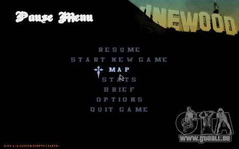 C-HUD by Pro für GTA San Andreas dritten Screenshot