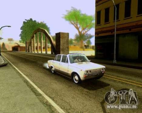 VAZ 2103 Tuneable für GTA San Andreas