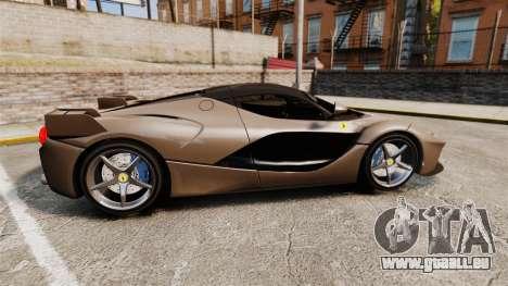 Ferrari LaFerrari v2.0 für GTA 4 linke Ansicht
