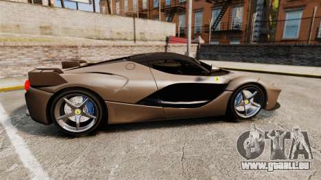 Ferrari LaFerrari v2.0 pour GTA 4 est une gauche
