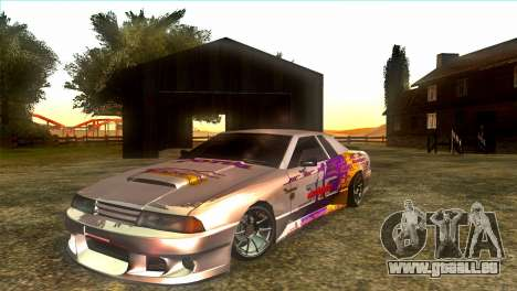 Elegy JIC Magic für GTA San Andreas