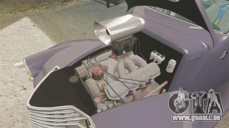 Dumont Type 47 für GTA 4 Innenansicht