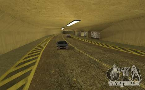 RoSA Project v1.4 Countryside SF pour GTA San Andreas cinquième écran