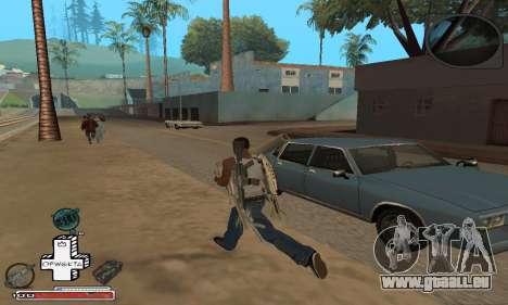 Magnifique C-PALETTE pour GTA San Andreas