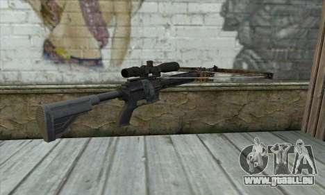 Armbrust aus dem Battlefield-4 für GTA San Andreas zweiten Screenshot