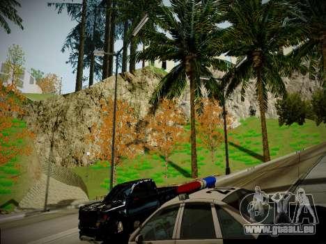 New Vinewood Realistic v2.0 pour GTA San Andreas troisième écran