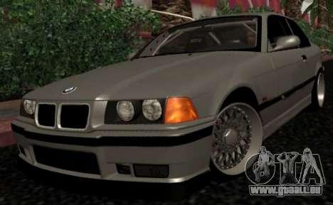 BMW M3 E36 Hellafail für GTA San Andreas