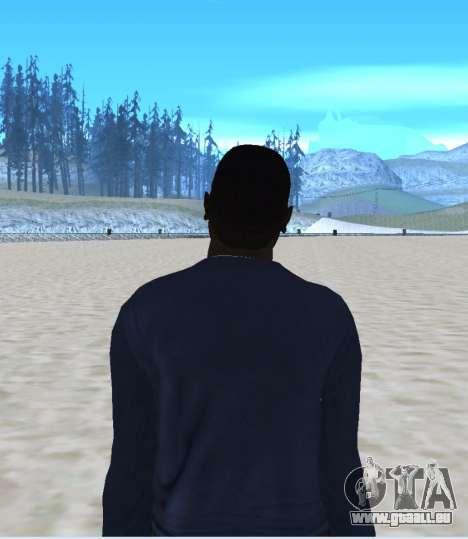 New Maddogg für GTA San Andreas her Screenshot