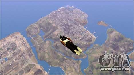 Distance View Mod pour GTA San Andreas troisième écran