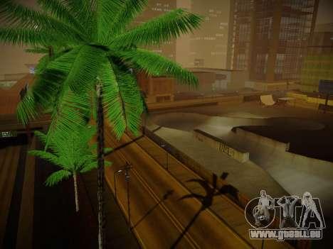 ENBSeries pour la faiblesse du PC par Makar_SmW8 pour GTA San Andreas sixième écran