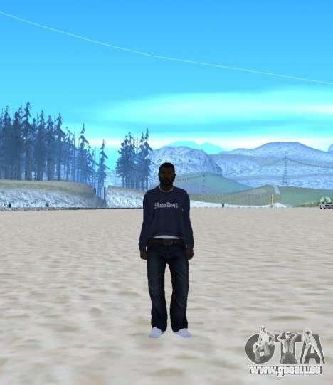 New Maddogg für GTA San Andreas
