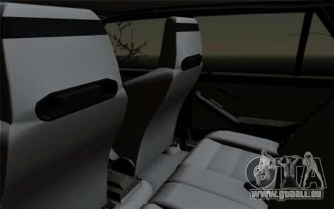 Lancia Delta HF Integrale Evo2 pour GTA San Andreas vue de côté