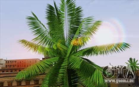 IMFX Lensflare v2 pour GTA San Andreas deuxième écran