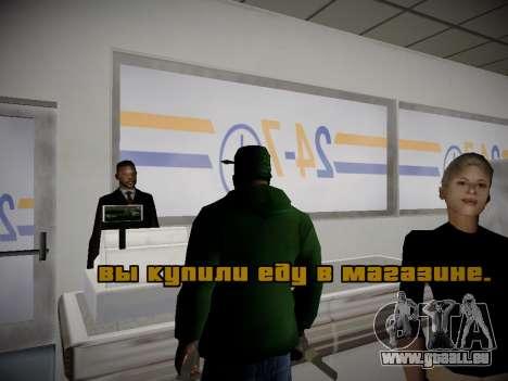 Journey mod by andre500 pour GTA San Andreas quatrième écran