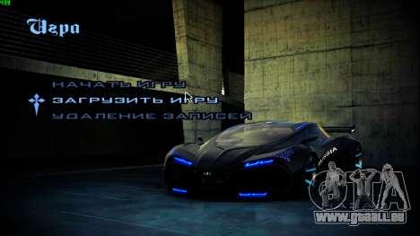 De nouveaux écrans de démarrage pour GTA San Andreas deuxième écran