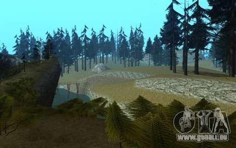 RoSA Project v1.4 Countryside SF pour GTA San Andreas onzième écran
