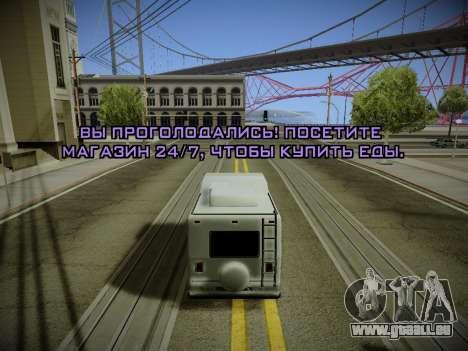 Journey mod: Special Edition pour GTA San Andreas onzième écran