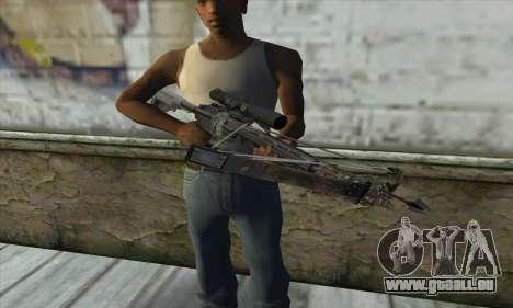 Armbrust aus dem Battlefield-4 für GTA San Andreas dritten Screenshot
