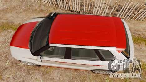 GTA V Enus Huntley S für GTA 4 rechte Ansicht