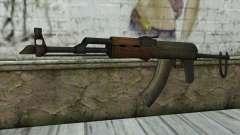 AKM Assault Rifle pour GTA San Andreas