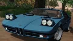 BMW M1 Turbo 1972