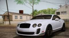 Bentley Continental SuperSports 2010 v2 Finale pour GTA San Andreas
