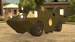Gardes BRDM-2
