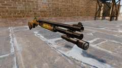 Riot-Flinte Remington 870 Fallen Camos