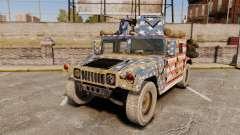 HMMWV M1114 Freedom
