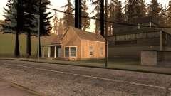 Nouvelle maison de Sijia à Angel Pine