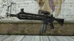HK416 für GTA San Andreas