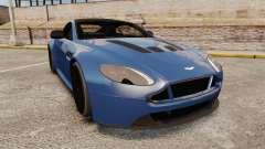 Aston Martin V12 Vantage S 2013 [Updated] pour GTA 4