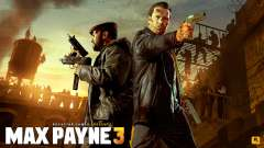 Boot-screens Max Payne 3 HD