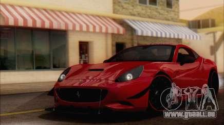 Ferrari California v2 für GTA San Andreas