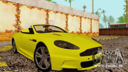Aston Martin DBS Volante pour GTA San Andreas