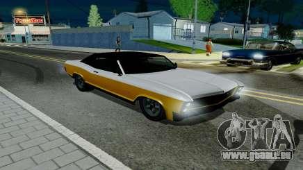 Albany Buccaneer из GTA 5 für GTA San Andreas