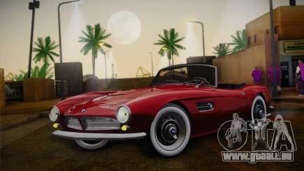 BMW 507 1959 Stock für GTA San Andreas