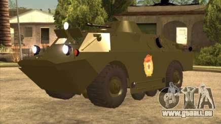 Wachen BRDM-2 für GTA San Andreas