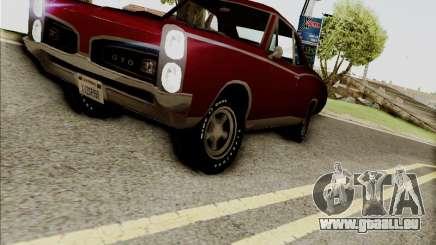 Pontiac GTO 1967 pour GTA San Andreas