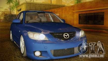 Mazda Axela Sport 2005 für GTA San Andreas