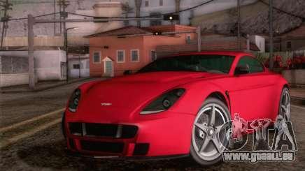 GTA V Rapid GT für GTA San Andreas