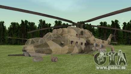 Mi-35M pour GTA San Andreas