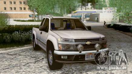 Chevrolet Colorado pour GTA San Andreas