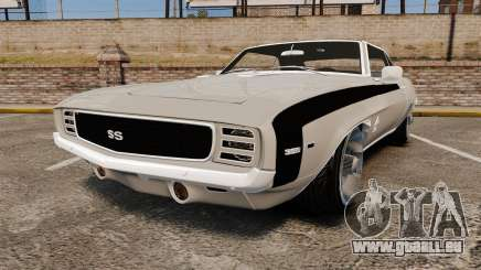Chevrolet Camaro SS pour GTA 4